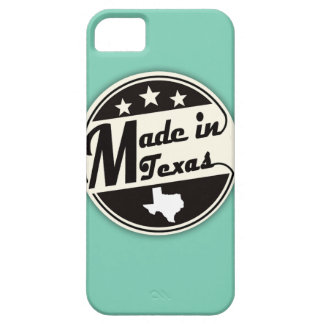 """""""Made in Texas"""" Case For The iPhone 5"""