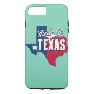 """Made in Texas"" iPhone 7 Plus Case"