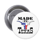 Made in Texas Pinback Button