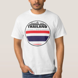 """Made in ...""""Thailand"""" T-Shirt"""