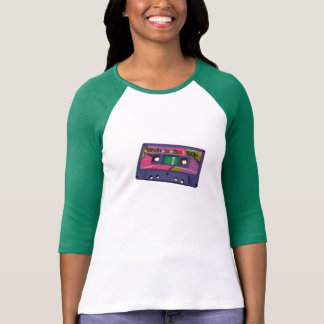 'Made in the '80s' Cassette Tape Shirts