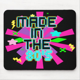Made In The 80's Mousepad