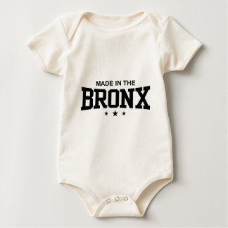 Made in the Bronx Baby Bodysuit