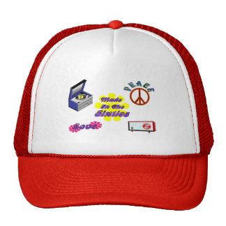 Made In The Sixties Trucker Hat