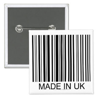 Made in the UK Pin