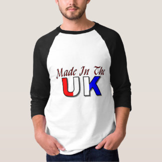 Made In The UK T-shirts