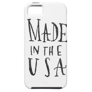 Made in the USA Case For The iPhone 5