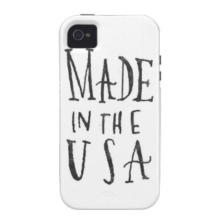 Made in the USA iPhone 4 Cases