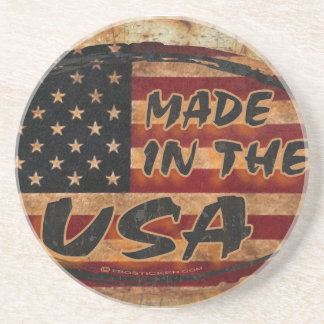 Made in the USA Coasters