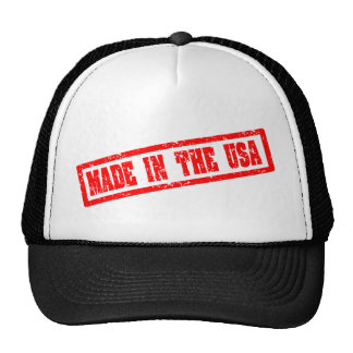 MADE IN THE USA HATS