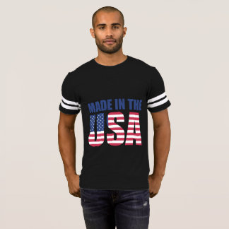 Made in the USA Men's Football shirt