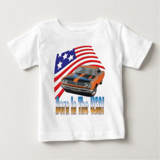 Made In the USA Road Runner Baby T-Shirt