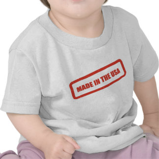 Made in the USA Rubber Stamp Infant T-shirt