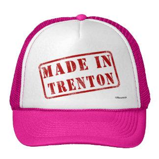 Made in Trenton Cap