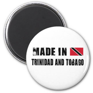 Made in Trinidad and Tobago Magnet