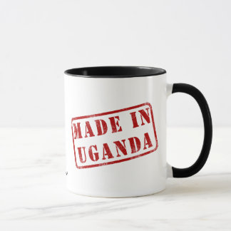 Made in Uganda Mug