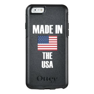 Made In United States Flag OtterBox iPhone 6/6s Case