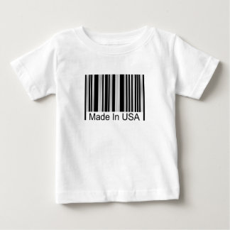 Made In USA Baby T-Shirt