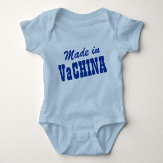 Made in Va-China Baby Bodysuit
