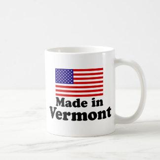 Made in Vermont Basic White Mug
