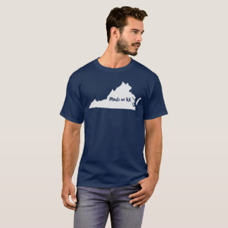 Made in Virginia Shirt, Virginia Shirt, VA Shirt