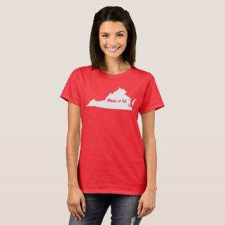 Made in Virginia Shirt, Virginia Shirt, VA Shirt