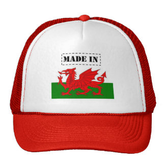 Made in Wales Cap