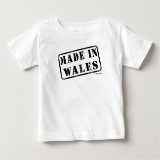 Made in Wales T-shirts