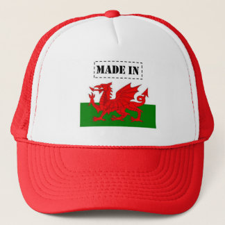 Made in Wales Trucker Hat