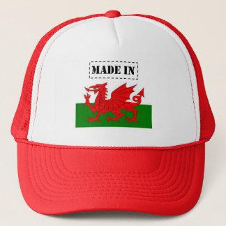 Made in Wales Trucker Hat