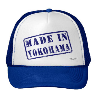 Made in Yokohama Hat