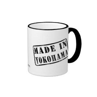 Made in Yokohama Ringer Mug