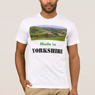 Made in Yorkshire Tee Shirt