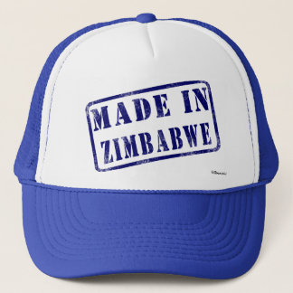 Made in Zimbabwe Trucker Hat