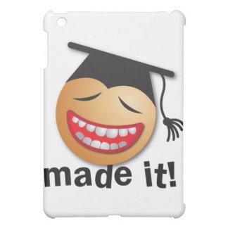 made it graduation cover for the iPad mini