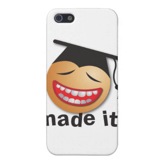 made it graduation iPhone 5/5S covers