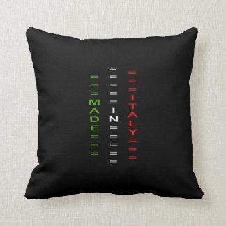 made italy cushion
