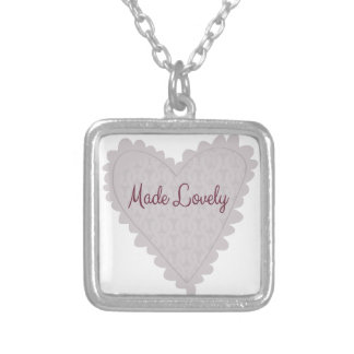 Made Lovely Personalized Necklace