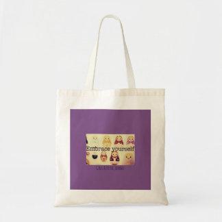 Made with kindness, an Autism awareness bag. Tote Bag