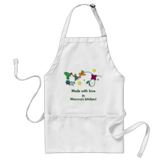 Made with Love in Momma's Kitchen Apron