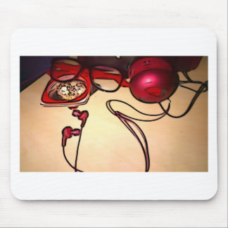 Made with love♥ mouse mat