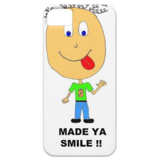 made ya smile iPhone 5 covers
