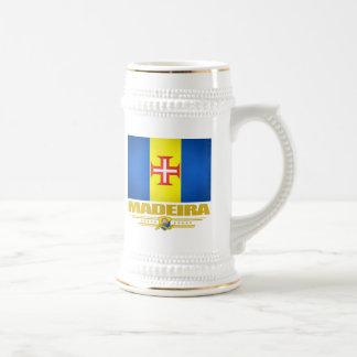 Madeira Beer Stein