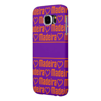 Madeira phone cases
