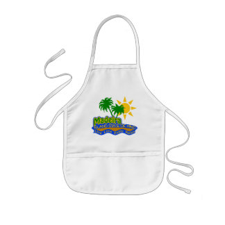Madeira State of Mind apron - choose style, color