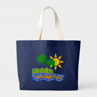 Madeira State of Mind bag - choose style, color
