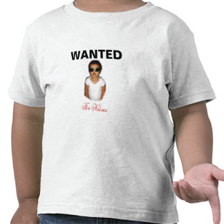 Madeleine, WANTED, For Kisses Tshirt