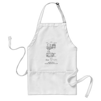 Madeline Turner Fruit Press Standard Apron
