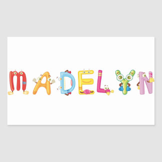 Madelyn Sticker