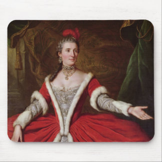 Mademoiselle Dumesnil Mouse Pad
